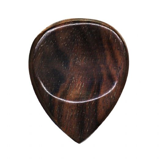 Groove Tones Mini African Ebony (old stock) 1 Guitar Pick